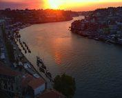 Porto veduta sul fiume Duero