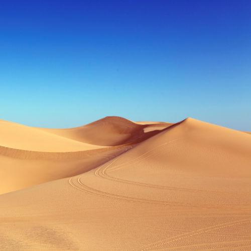 Marrakech e il deserto